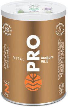 Vital Pro - Óleo de Sementes de Abóbora - 120 cápsulas - Vital Atman
