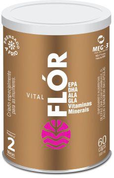Vital Flor - Alívio Natural para Sintomas da TPM e Menopausa