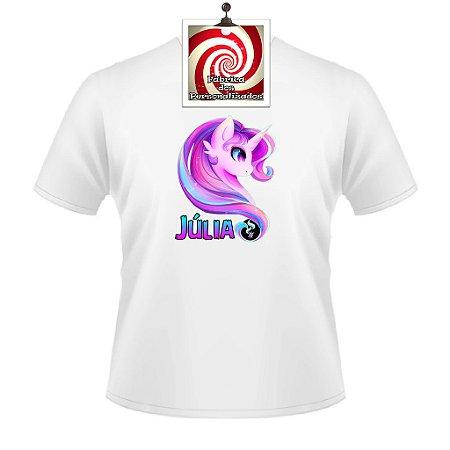 Camiseta Personalizada Festa do Pijama Unicornio - Fábrica dos ... 1f158518910a6