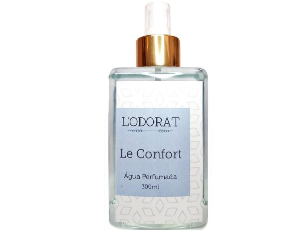 Água Perfumada para Tecido Le Confort 300 ml