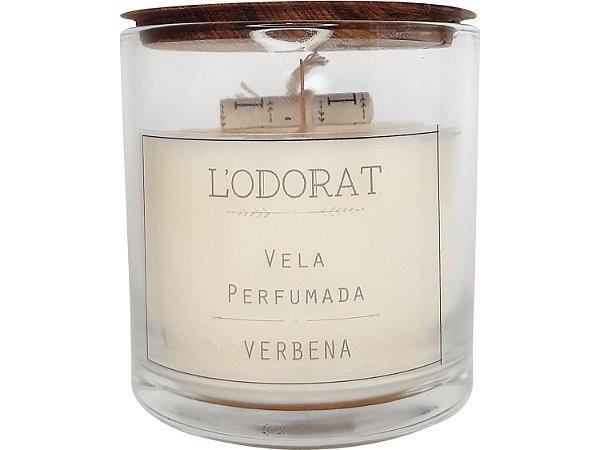 Vela Perfumada Verbena