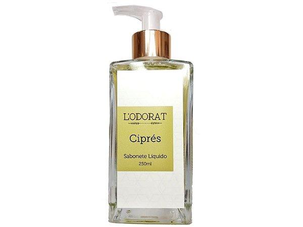 Sabonete Líquido 250 mL Ciprés
