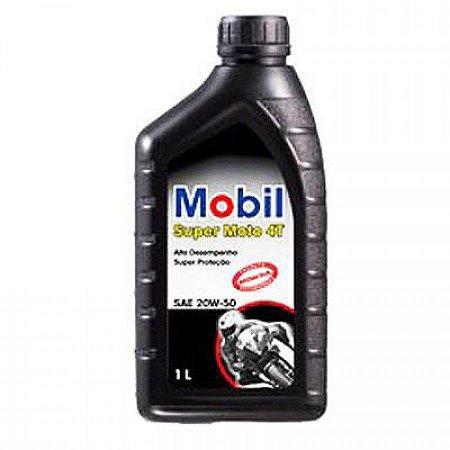 MOBIL SUPER MOTO 20W50 (MINERAL) – 1L