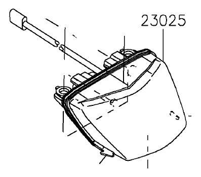 LANTERNA - 23025-0342