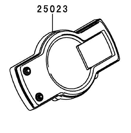 TAMPA PAINEL SUPERIOR - 25023-0023