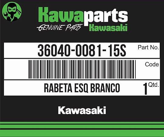 RABETA ESQ BRANCO - 36040-0081-15S