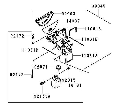 CONJ DUTO RAM AR - 39045-0035