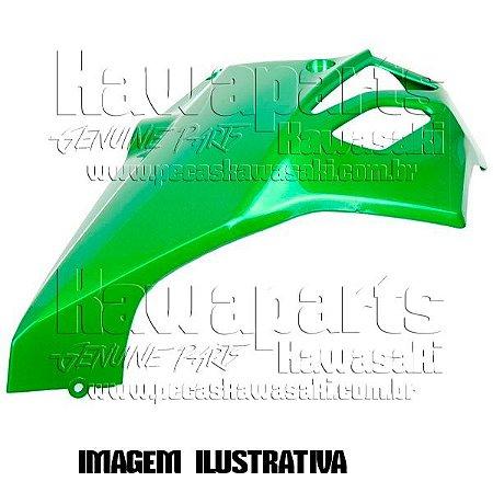 CARENAGEM INF ESQ VERDE - 55028-0288-40R