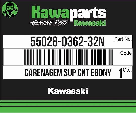 CARENAGEM SUP CNT EBONY - 55028-0362-32N