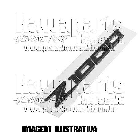 ADESIVO RABETA Z1000 - 56054-1091
