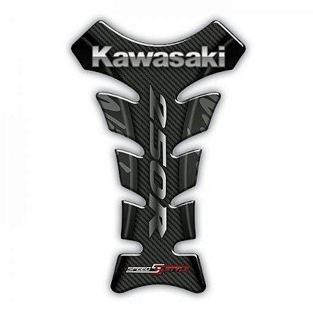 ADESIVO RESINADO TANK PAD KAWASAKI NINJA 250R - TPKW5605G017