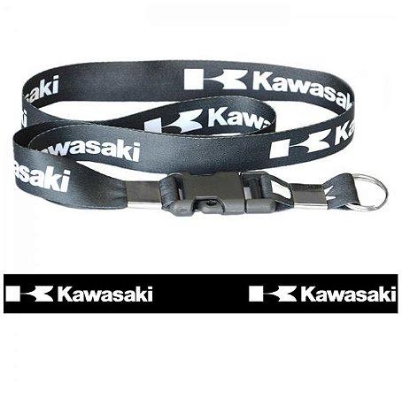 CHAVEIRO UNIVERSAL KAWASAKI - CHKW0015G