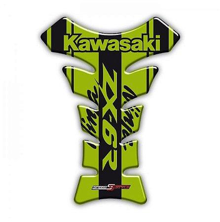 ADESIVO RESINADO TANK PAD KAWASAKI  NINJA ZX-6R - TPKW5514G001