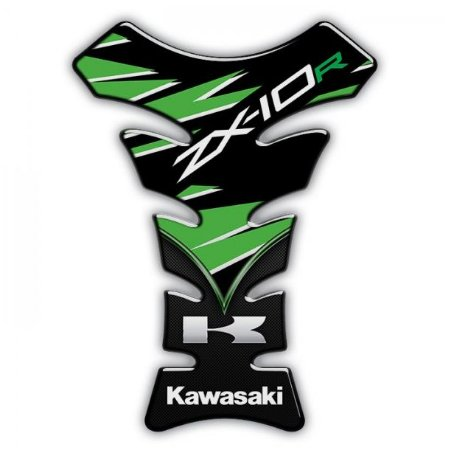 ADESIVO RESINADO TANK PAD KAWASAKI NINJA ZX-10R - TPKW5712G001