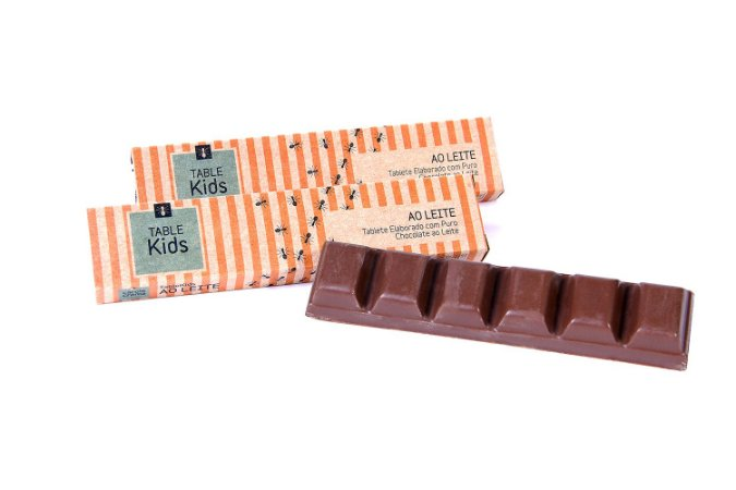 TABLEKIDS DE CHOCOLATE AO LEITE