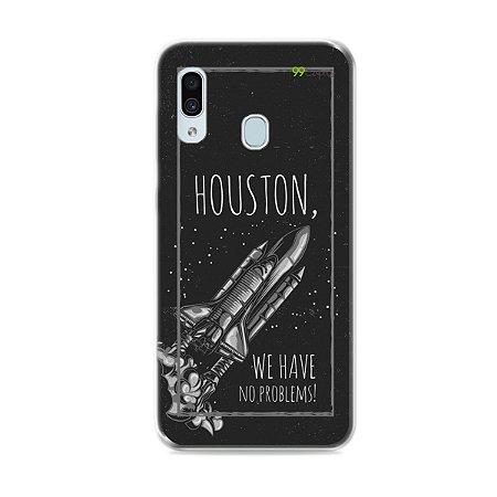 Capa para Galaxy A30 - Houston