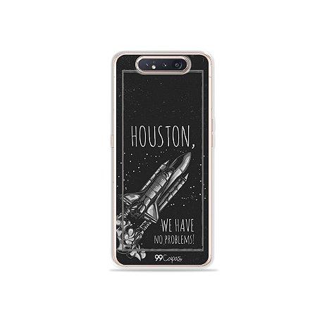 Capa para Galaxy A80 - Houston