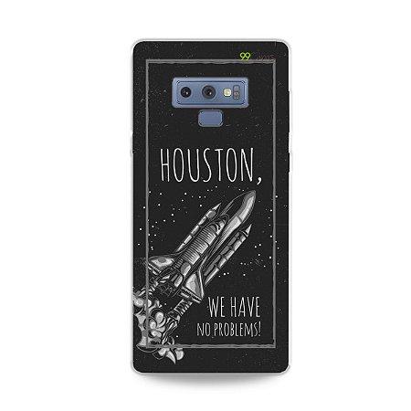 Capa para Galaxy Note 9 - Houston
