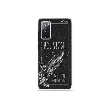 Capa para Galaxy S20 FE - Houston