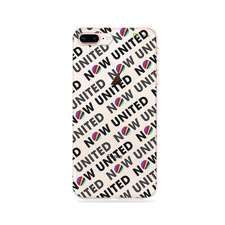 Capinha para iPhone 8 Plus - Now United 3