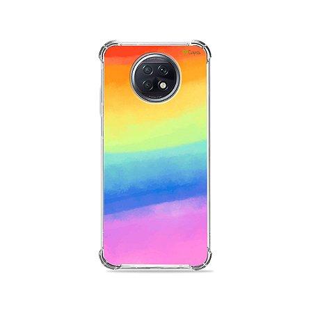 Capa para Xiaomi Redmi Note 9T - Rainbow