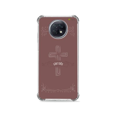 Capa para Xiaomi Redmi Note 9T - Gratidão