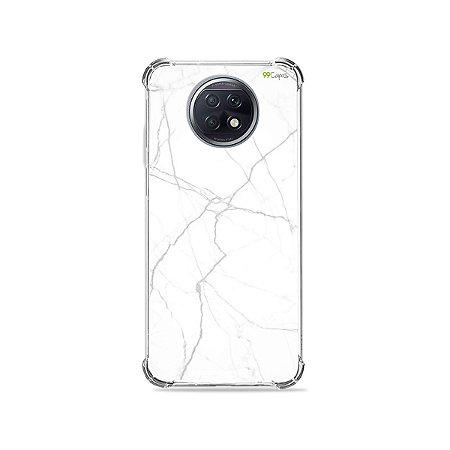 Capa para Xiaomi Redmi Note 9T - Marble White