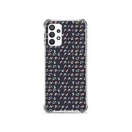 Capa para Galaxy A32 4G - Friends Letter