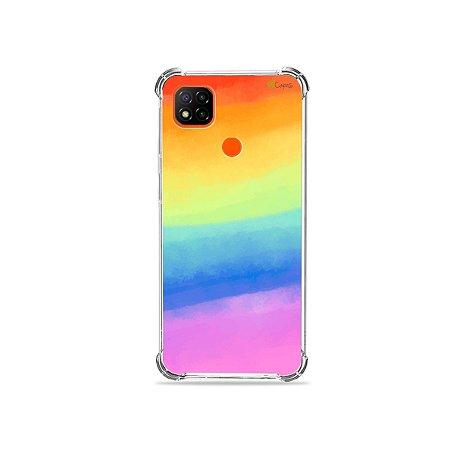 Capa para Redmi 9C - Rainbow