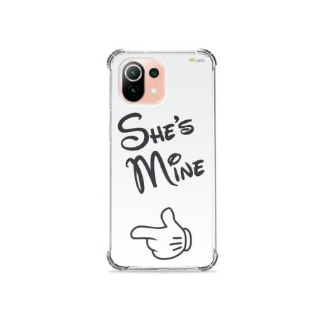 Capa para Xiaomi Mi 11 Lite - She's Mine