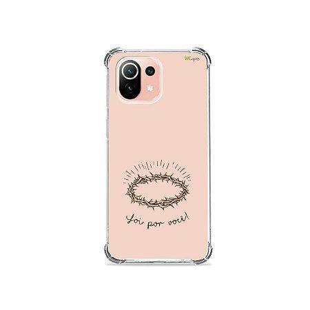 Capa para Xiaomi Mi 11 Lite - Foi por você