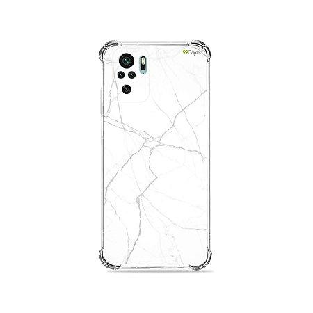 Capa para Xiaomi Redmi Note 10 4G - Marble White