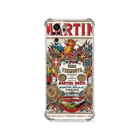 Capa para Xiaomi Redmi Note 10 4G - Martini