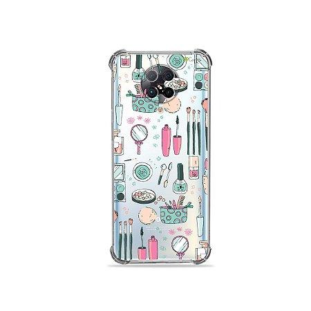 Capa (Transparente) para Xiaomi Poco F2 Pro - Make Up
