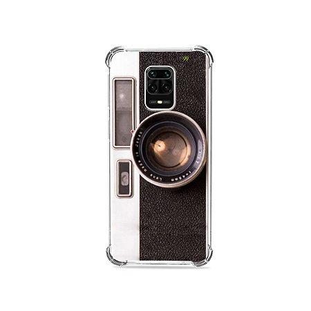 Capinha Câmera para Redmi Note 9 Pro