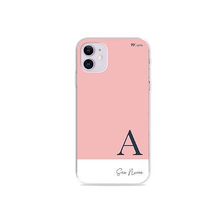 Capinha Clássica com nome para iPhone - 99Capas