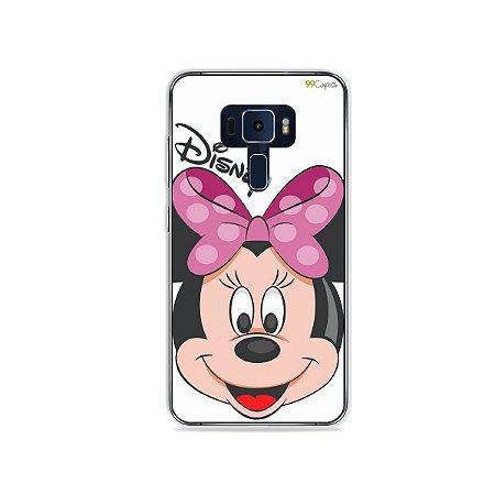Capa para Zenfone 3 - 5.2 Polegadas - Minnie