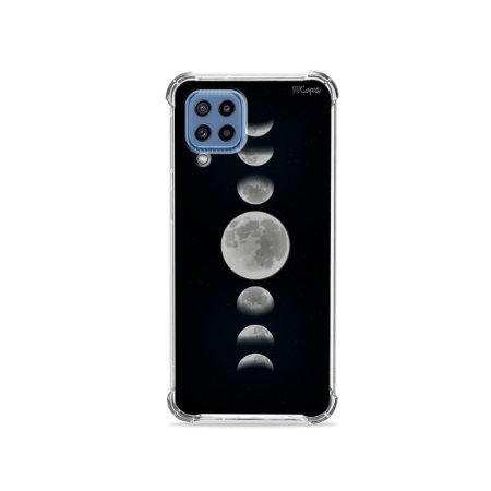 Capa para Galaxy M62 - Fases da Lua