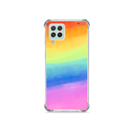 Capinha para Galaxy A22 4G - Rainbow