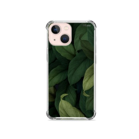 Capa para iPhone 13 - Folhas