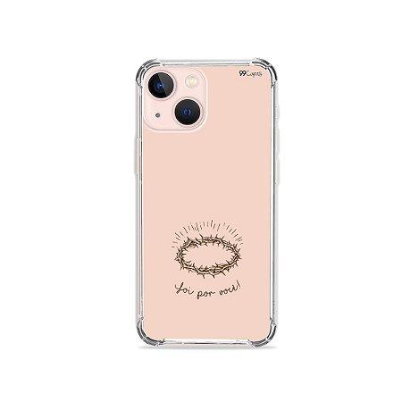 Capa para iPhone 13 -  Foi por Você