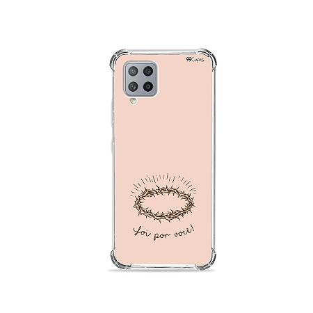 Capa para Galaxy A42 5G - Foi por você