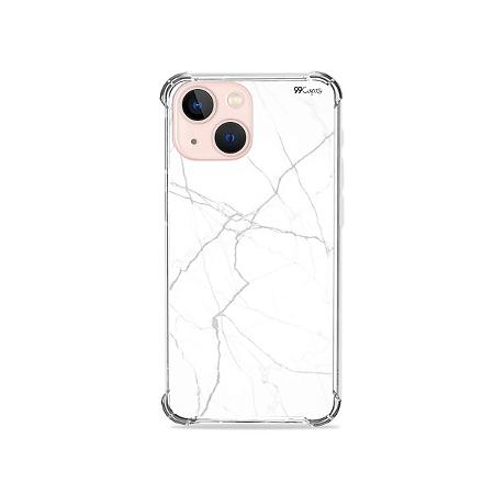 Capa para iPhone 13 Mini - Marble White