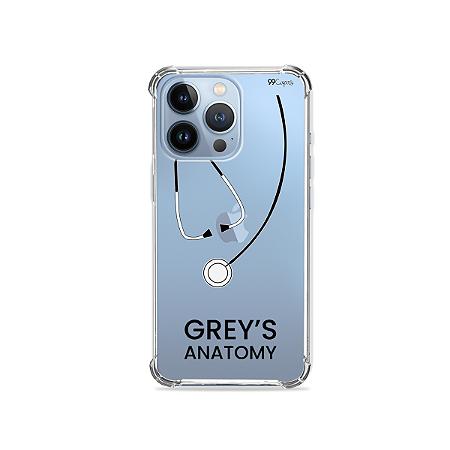Capa para iPhone 13 Pro Max -  Grey's