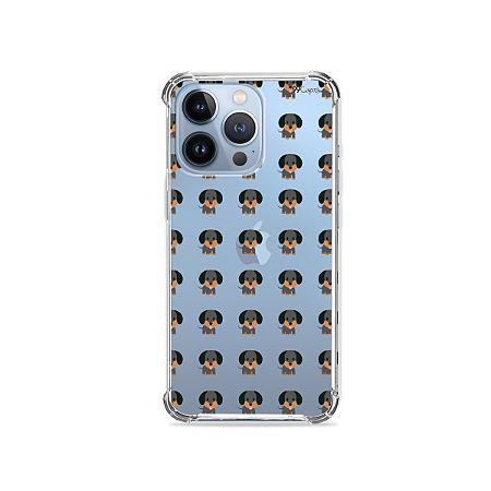 Capa para iPhone 13 Pro - Salsichinha