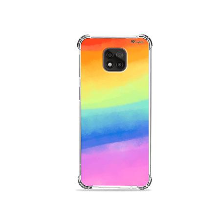 Capa para Moto G Power - Rainbow