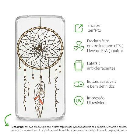 Capa Filtro dos Sonhos para Moto X Play
