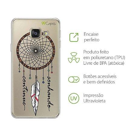 Capa Filtro dos Sonhos Samsung A9