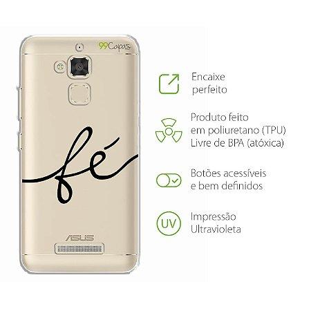 Capa Fé para Zenfone 3 Max - ZC520TL
