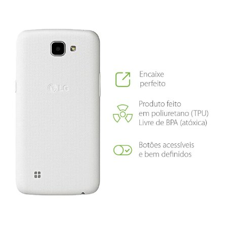 Capa Transparente para Lenovo Vibe B